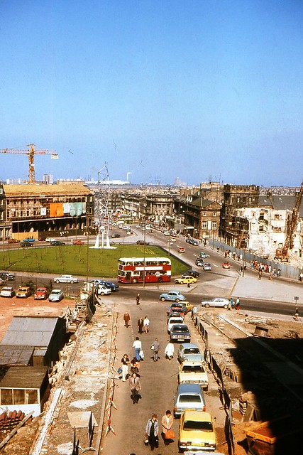 Picardy Place, Edinburgh, 1975