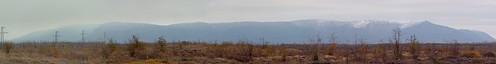 panorama russia cc tundra norilsk