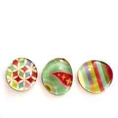 fiesta bubble magnets