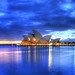 Sydney Opera House before sunrise by 5ERG10