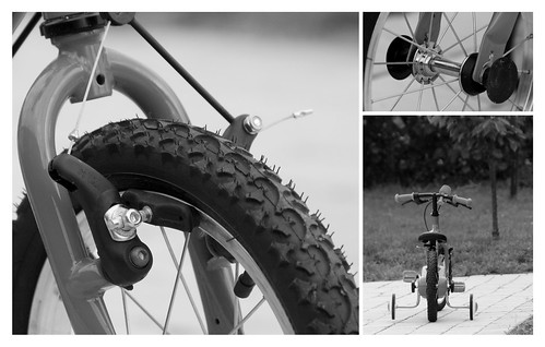 bw bicycle canon eos details tamron 28300 400d
