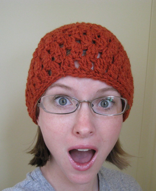 crochet mama's blog: Beary Cute Hat
