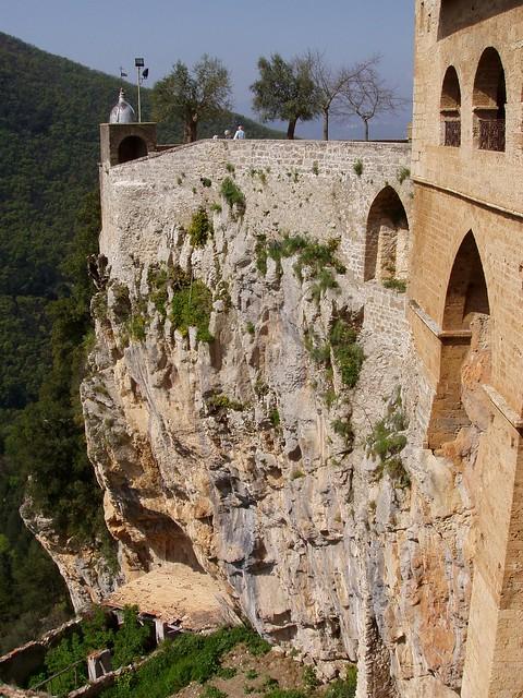 Monastero di San Benedetto - Sacro Speco - Subiaco - Italia
