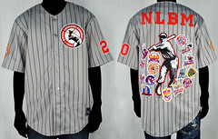 Commemorative jersey gray