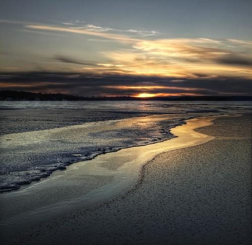 winter sunset canada slr ice water novascotia nikond70s capebreton hdr 3ex mirariver vertorama