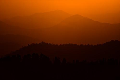 california sunset usa weather 05 may 2008 moutains ridges kingscanyonnationalpark bigbaldy fav10