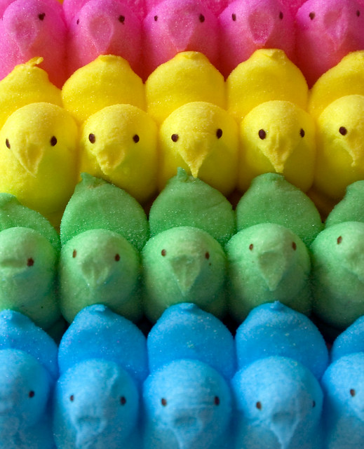 peeps easter candy desktop wallpaper-#7