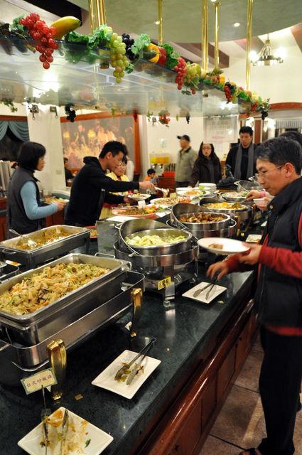 武陵農場國民賓館餐點