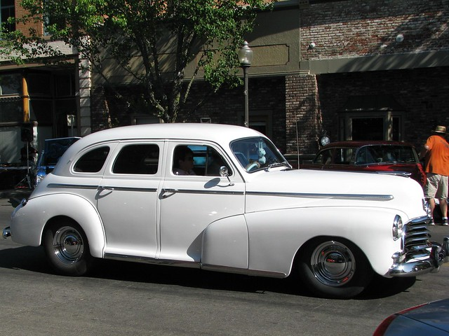 1946 chevrolet 4 door sedan custom 39 50 394 39 2 flickr for 1946 chevy 4 door sedan