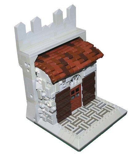 Castle cottage -- version 2