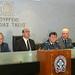 13/10/2004, Συνέντευξη Τύπου για τον απολογισμό της Ολυμπιάδας και Παραολυμπιάδας 2004
