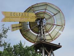 Windmill Close-up