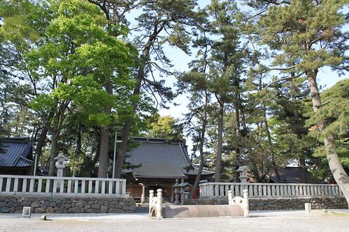 重蔵神社@石川県輪島