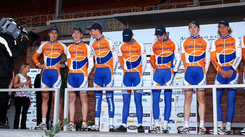 RaboBank Cycling