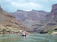 On to Deer Creek - Grand Canyon
