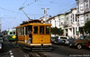 MUNI F-LINE CARS--578S, 578J at Noe/17th Street OB by milantram
