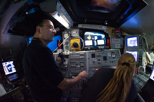 canadian space agency astronaut training - photo #30