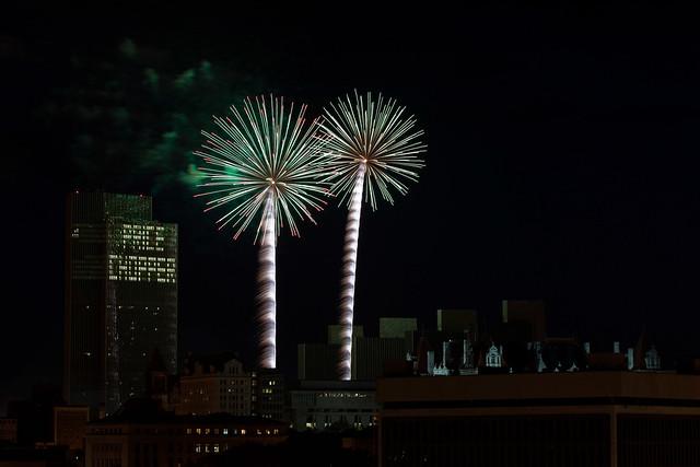 4th of July Fireworks - Albany, NY - 09, Jul - 03