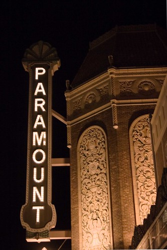 The Paramount Theatre-Aurora, IL by William 74