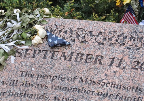 The people of Massachusetts will always remember