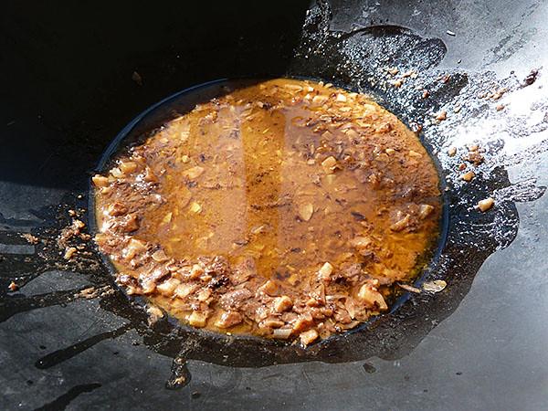 sauce anchois