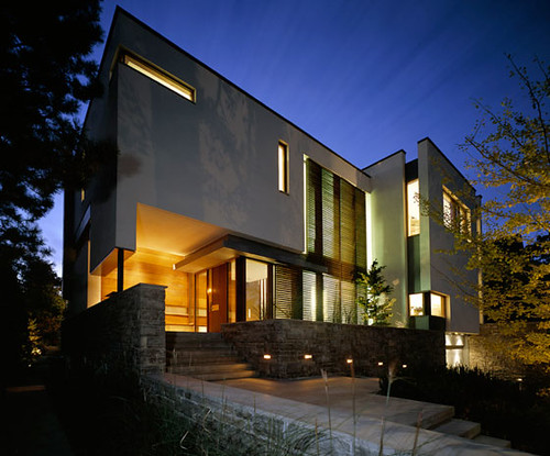 Modern House and Interior - MUNGE LEUNG