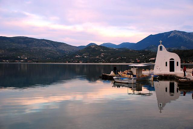 Limni Hraiou/ Iraio lake