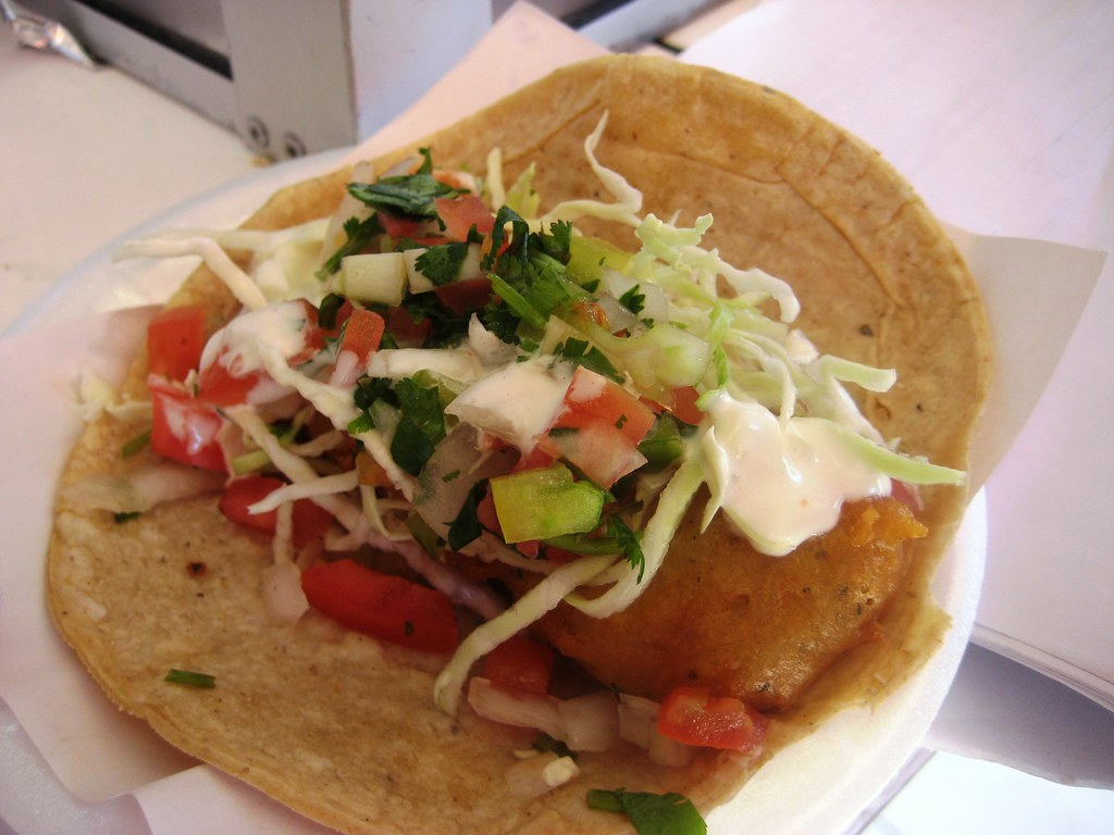 Masa assassin tacos el fenix fish tacos ensenada style for What kind of fish for fish tacos