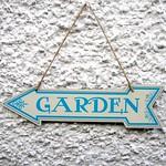 To the garden!