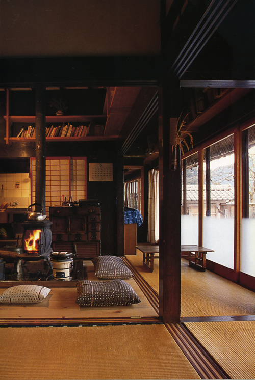 Ouno design japanese interiors updated traditional for Architecture japonaise