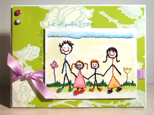 Have a day full of smiles, by Efrat Kashat