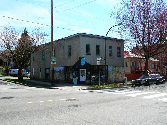 Corner Store: Victoria at Charles
