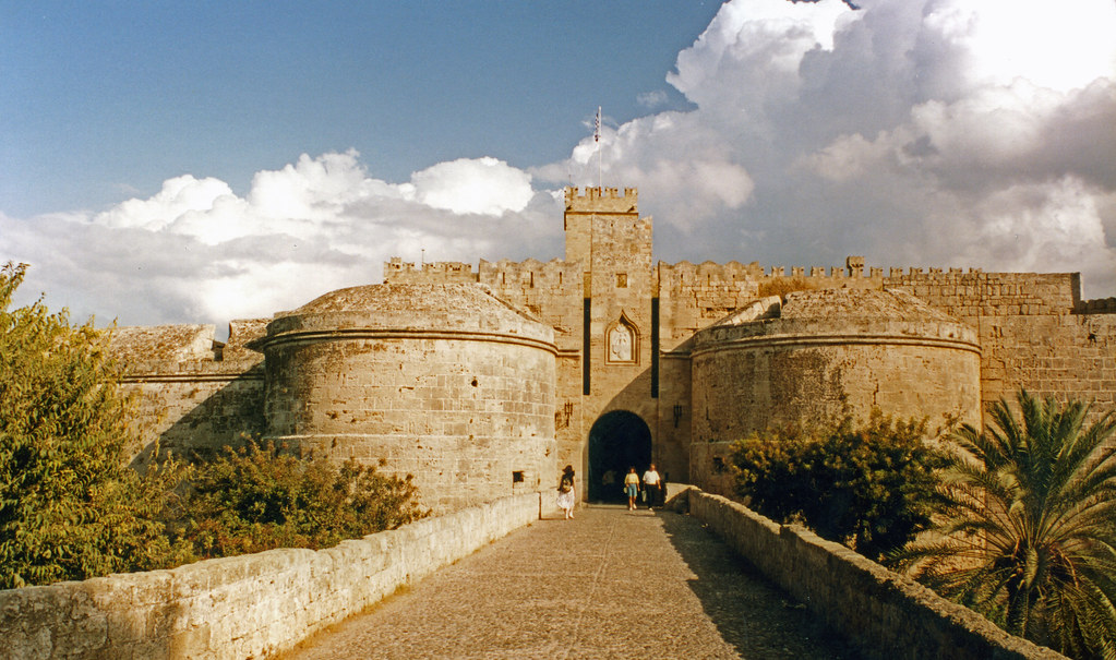 Rhodes D'Amboise Gate