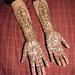 Henna on Nikky palms