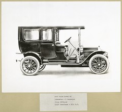 1910 Buick Model 41 - Limousine - 5 passenger.