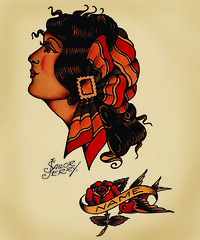 sailor jerry gypsy  Sailor Jerry Gypsy ...