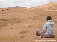 Dunas de Erg Chebbi, Deserto do Saara