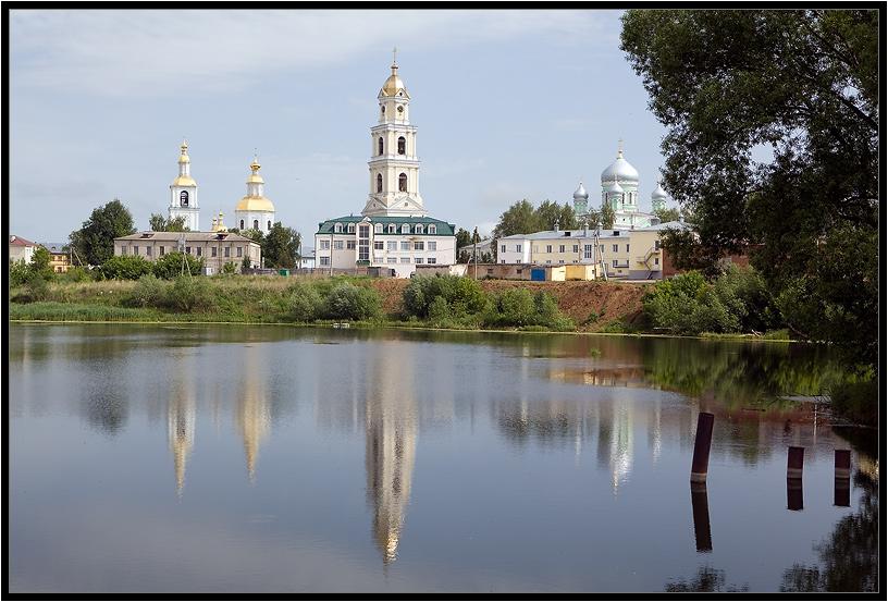 Serafimo-Diveevsky Monastery