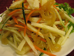 salad, vegetable, green papaya salad, food, dish, cuisine, chow mein,
