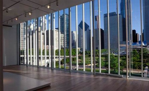 Interior Design The Modern Wing Of Chicago Art Institute By Renzo Piano