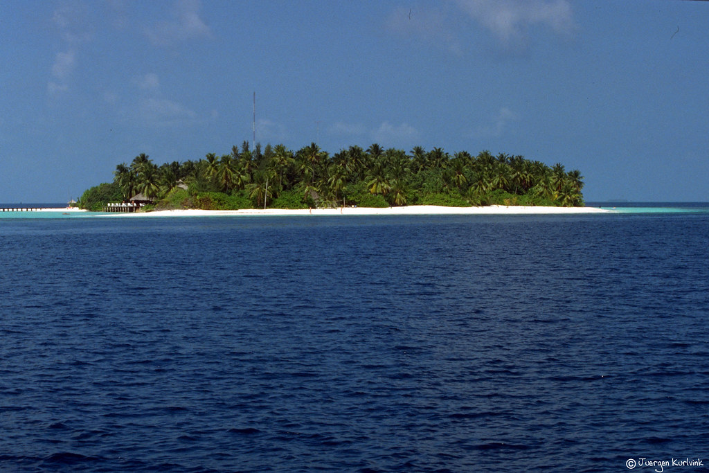 Fesdu Island Maldives Map
