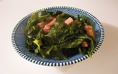 Collards & Ham Steak