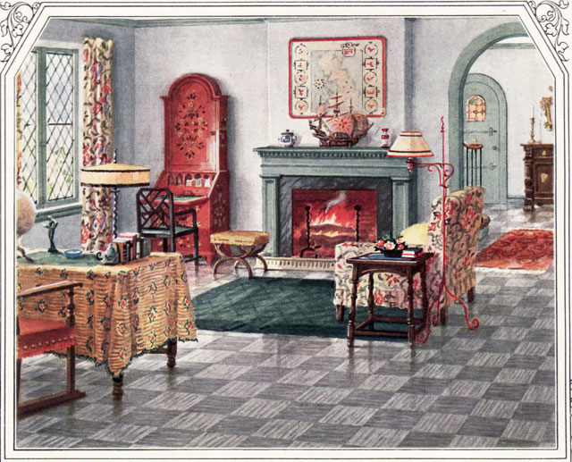 1920s Living Rooms A Gallery On Flickr