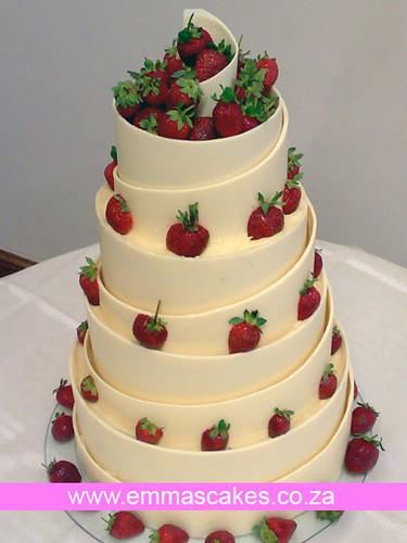 White chocolate cake wedding recipe