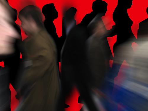 Shadow existence- existencia de sombra - Schattendasein