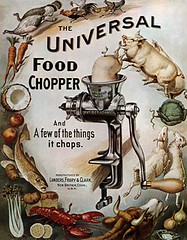 The Universal Food Chopper