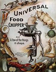 The Universal Food Chopper