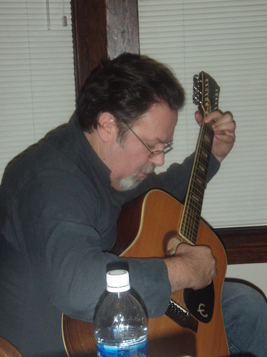 Jeff on Guitar