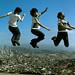 salto panoramico en SFO by JOAN PLANAS