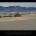 Mesquite Sand Dunes, Death Valley National Park by Mountain Visions